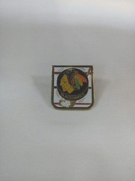 значок Chicago Blackhawks(№0012)