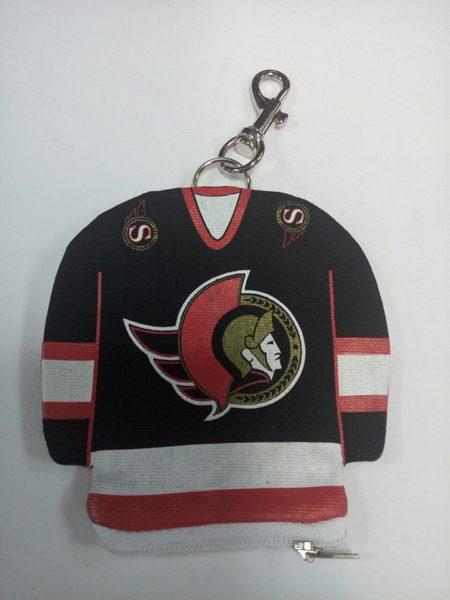 брелок -кошелек Ottawa Senators