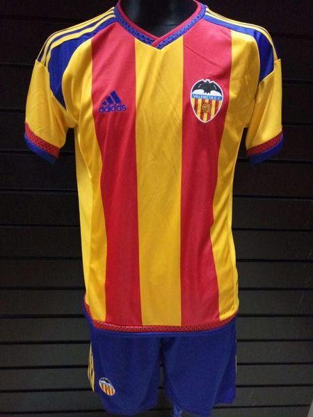форма Valencia (гостевая) ( 2015-2016 )