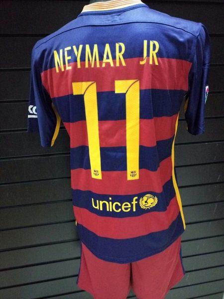 форма Barcelona №11NEYMAR (2015-2016)