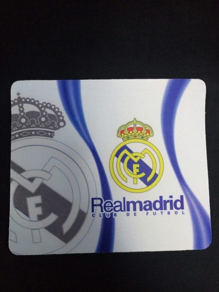 коврик для мышки Real Madrid