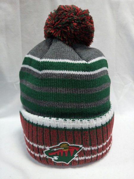 шапка Minnesota Wild