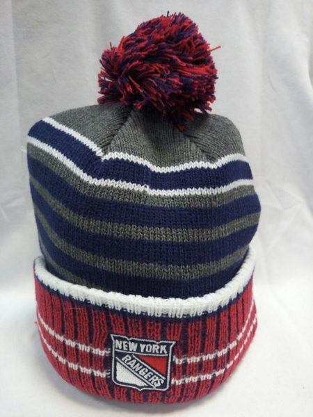 шапка New York Rangers (акрил 100%)