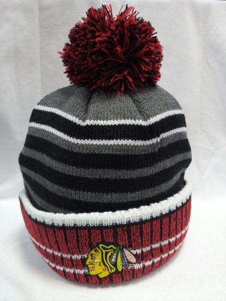 шапка Chicago Blackhawks