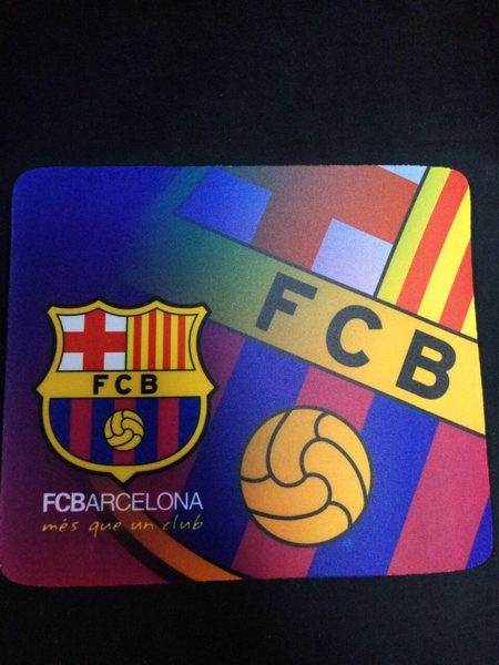 коврик для мышки Barcelona