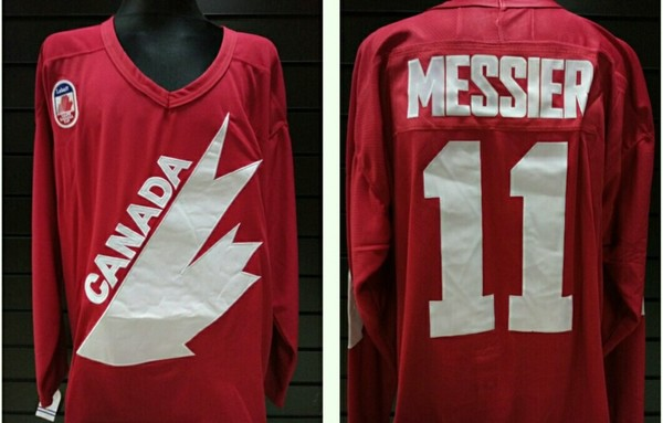 свитер Canada №11MESSIER