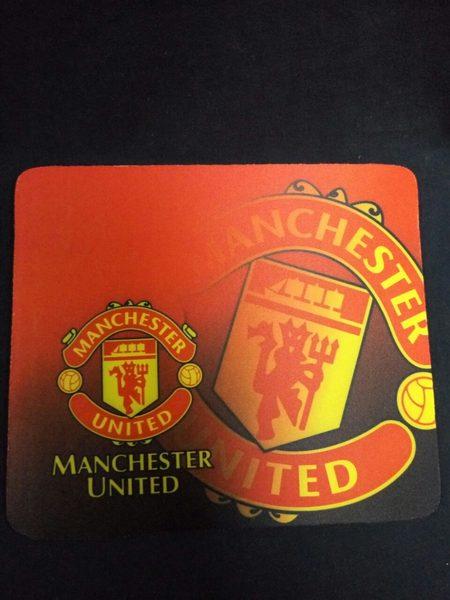 коврик для мышки Manchester United