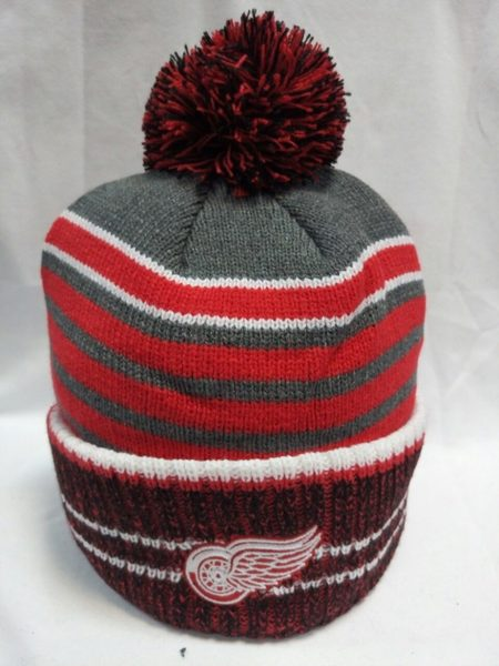 шапка Detroit Red Wings(акрил 100%)