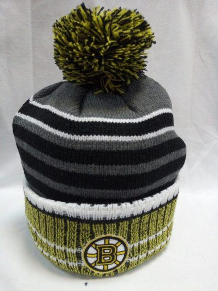 шапка Boston Bruins(акрил 100%)
