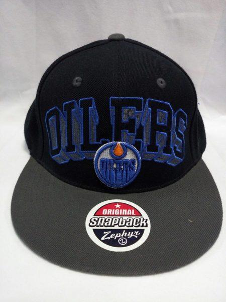 снэпбэк Edmonton Oilers