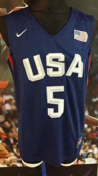майка сборной США №5 DURANT