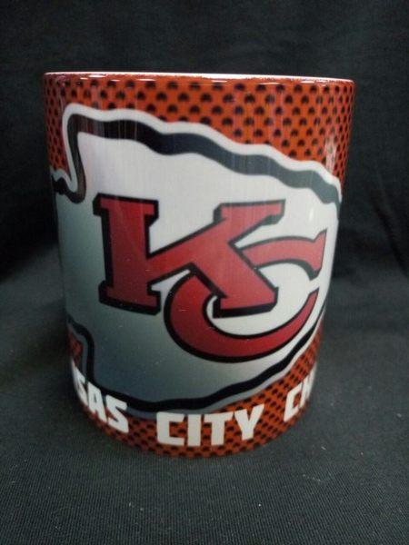 кружка Kansas City Chiefs(300мл.)