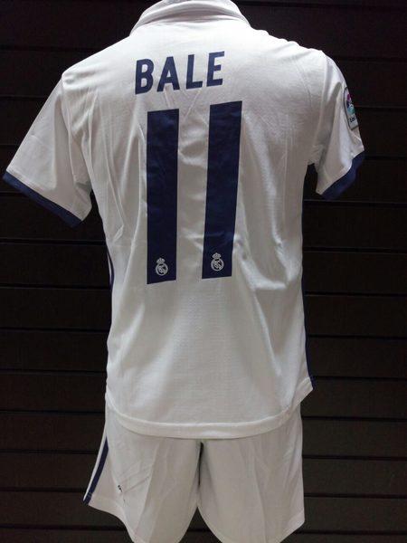 форма Real Madrid №11 BALE(2016-2017)
