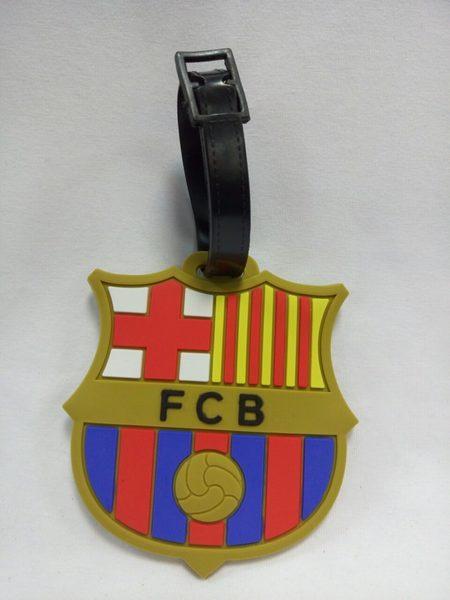 багажная бирка Barcelona