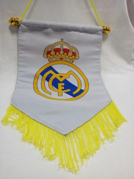 вымпел Real Madrid   30 см х 20 см