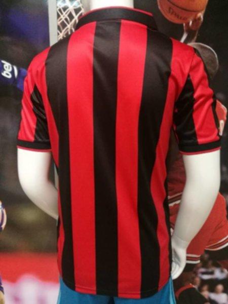 майка AC Milan(ретро)(1991-1992)