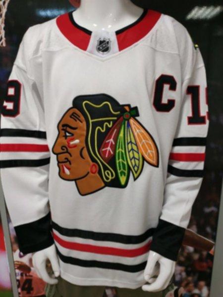 свитер Chicago Blackhawks №19 TOEWS  adidas