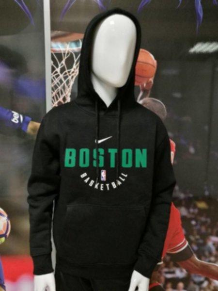толстовка Boston Celtics