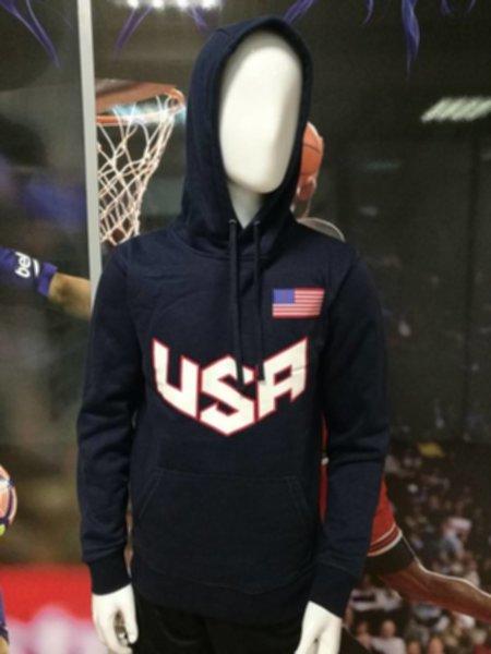 толстовка сборной США