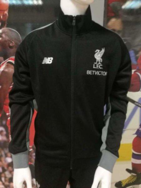 мастерка Liverpool NB  2018-2019