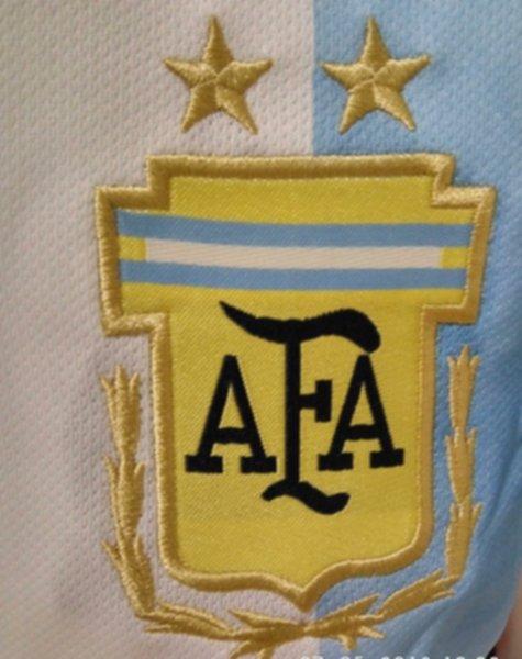 форма сборной Аргентины (детская) 21 DYBALA(World Cup 2018)