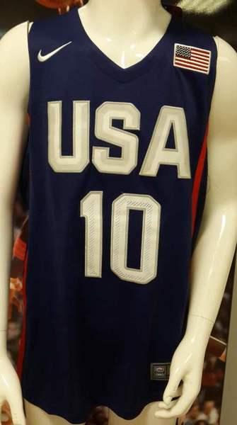 майка сборной США №10 IRVING
