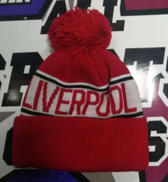 шапка Liverpool(с вышивкой)(акрил 100%)