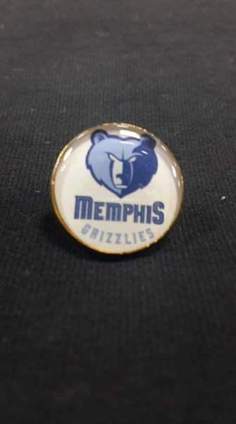 значок Memphis Grizzlies  №0319