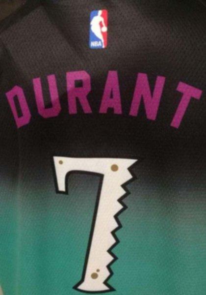 майка баскетбольная Brooklyn Nets №7 DURANT  nike