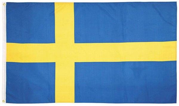 флаг Швеции ( 150см х 90см )