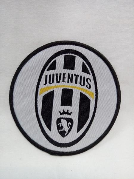 нашивка Juventus  8 см х 8 см