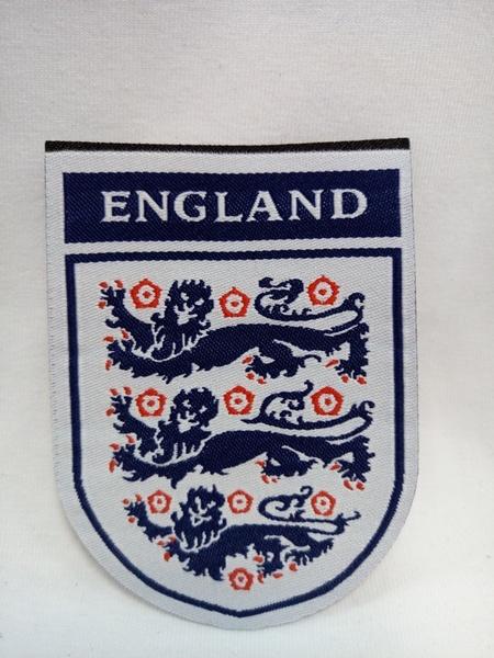 нашивка England  8 см х 6 см