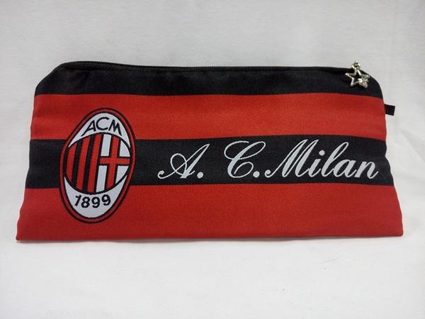 косметичка AC Milan(18см х 10см)