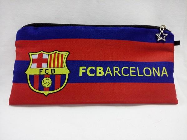 косметичка Barcelona  18см х 10см