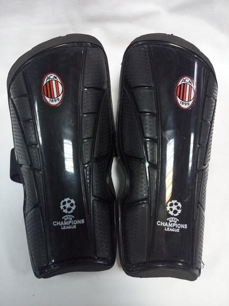 щитки AC Milan(детские) 18см х 12см