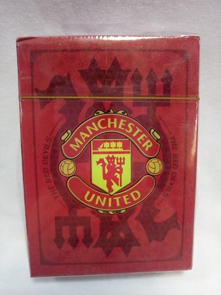 карты сувенирные Manchester United