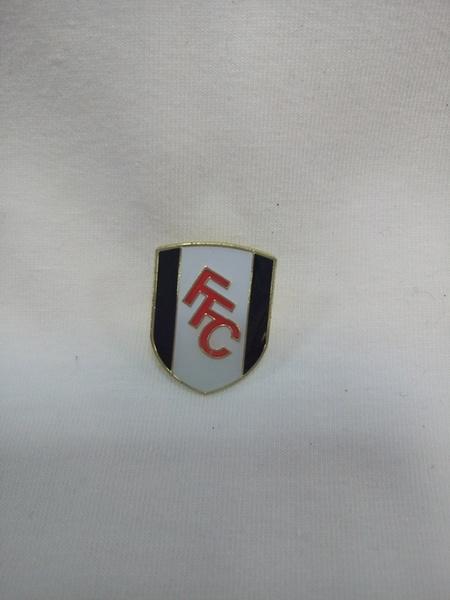 значок Fulham(№0110)
