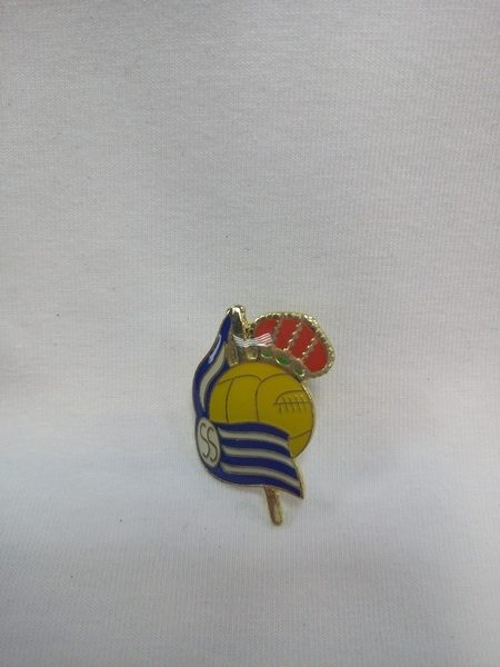 значок Real Sociedad(№0115)