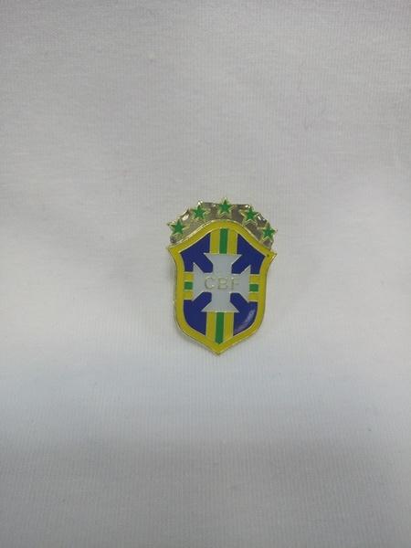 значок Brazil  ( №0158 ) металл и полимерная смола