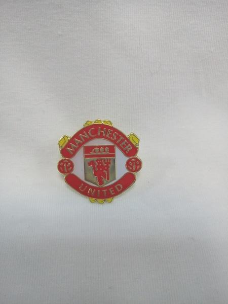 значок Manchester United  №0174  2см