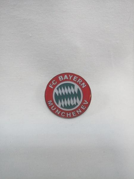 значок Bayern Munich ( №0156 ) металл и полимерная смола