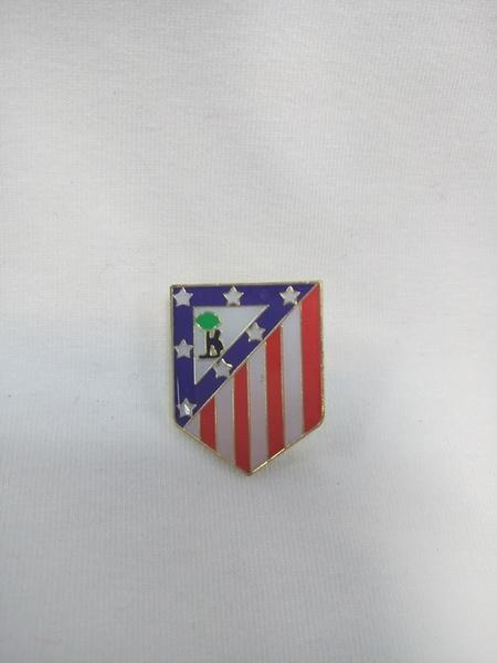 значок Atletico Madrid(№0200)