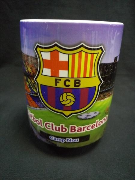 кружка Barcelona(300мл.)