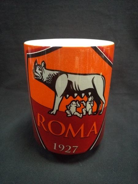 кружка AS Roma
