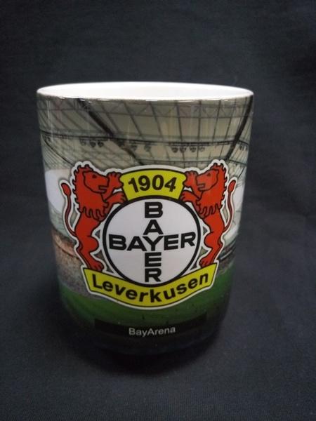 кружка Bayer Leverkusen