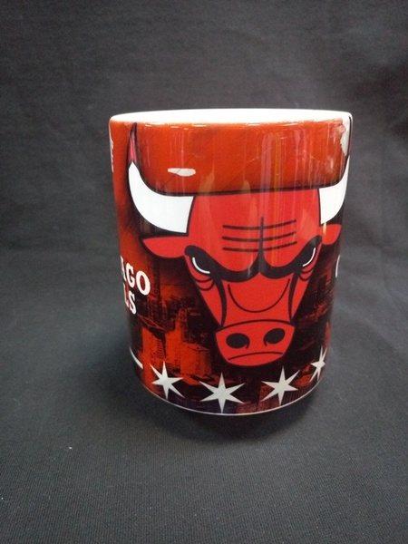 кружка Chicago Bulls  300мл.