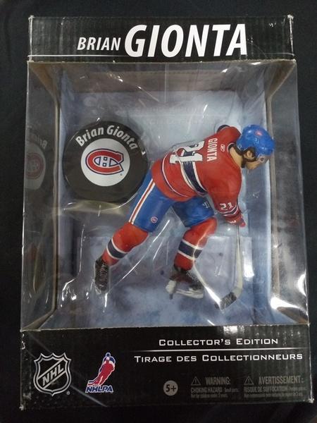 фигурка Gionta Montreal Canadiens 15см