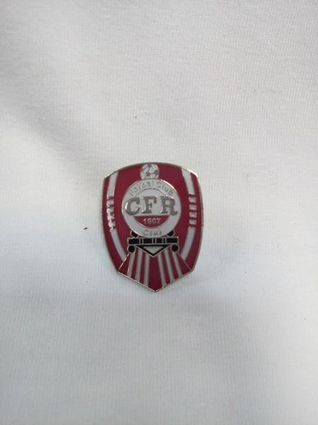 значок CFR Cluj  №0142