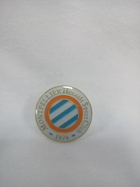 значок Montpellier  №0145