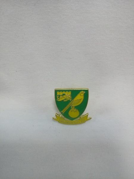 значок Norwich(№0134)